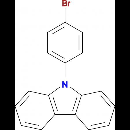 9-(4-Bromophenyl)-9H-carbazole
