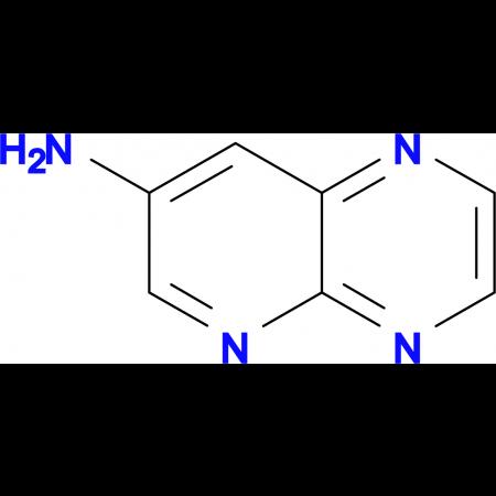 Pyrido[2,3-b]pyrazin-7-amine
