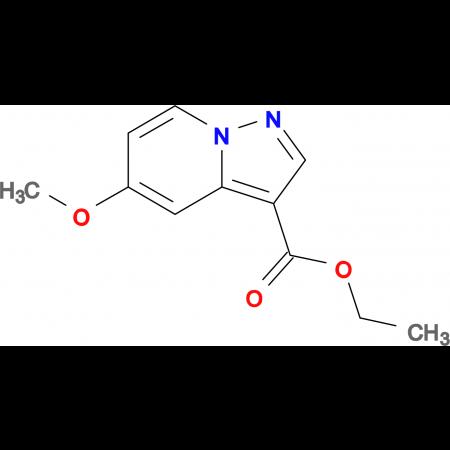 Ethyl 5-methoxypyrazolo[1,5-a]pyridine-3-carboxylate