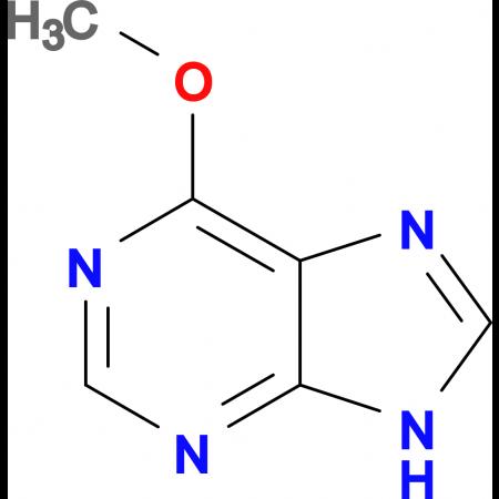6-Methoxy-9H-purine