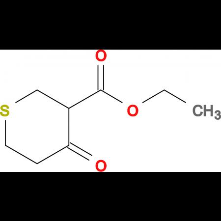 Ethyl 4-oxotetrahydro-2H-thiopyran-3-carboxylate