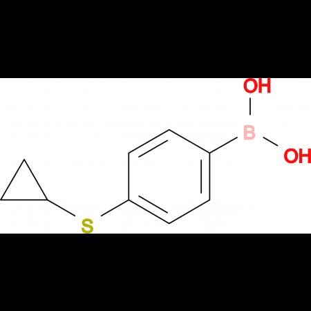 (4-(Cyclopropylthio)phenyl)boronic acid