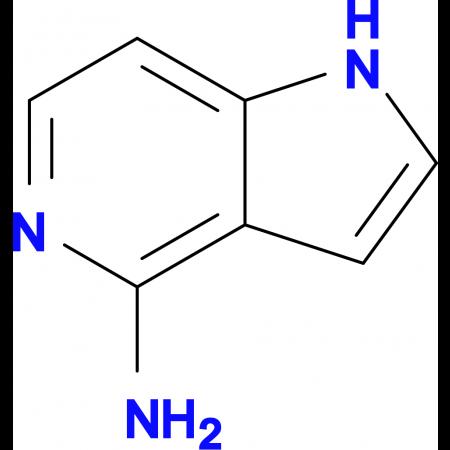 1H-Pyrrolo[3,2-c]pyridin-4-amine