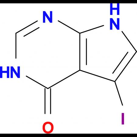 5-Iodo-3,7-dihydropyrrolo[2,3-d]pyrimidin-4-one