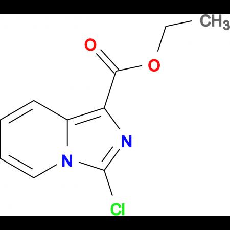 Ethyl 3-chloroimidazo[1,5-a]pyridine-1-carboxylate