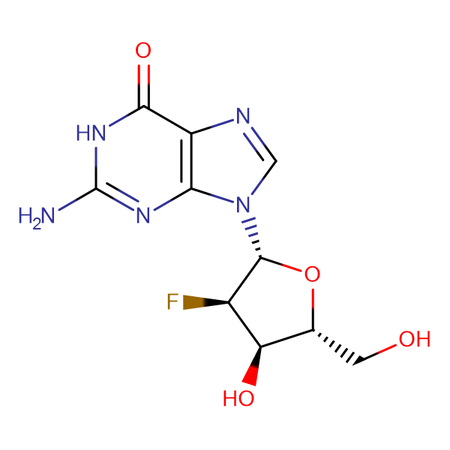 2'-Fluoro -2'-deoxyguanosine
