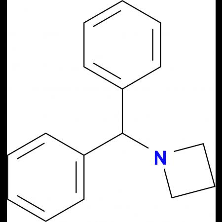 1-Benzhydrylazetidine