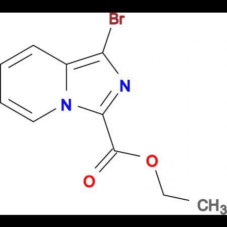Ethyl 1-bromoimidazo[1,5-a]pyridine-3-carboxylate