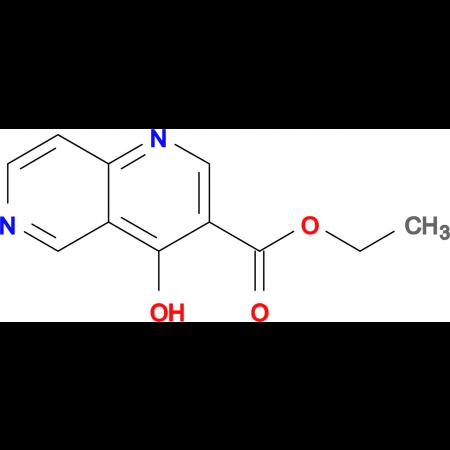 Ethyl 4-hydroxy-1,6-naphthyridine-3-carboxylate