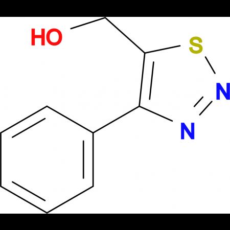 (4-Phenyl-1,2,3-thiadiazol-5-yl)methanol