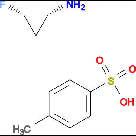 (1R,2S)-2-Fluorocyclopropanamine 4-methylbenzenesulfonate