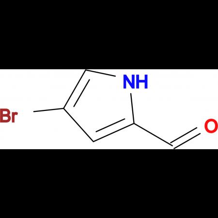 4-Bromo-1H-pyrrole-2-carbaldehyde