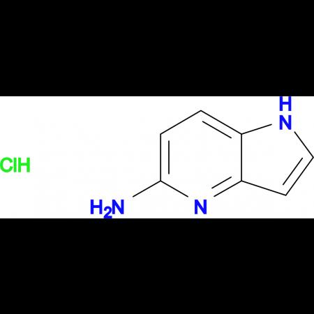1H-Pyrrolo[3,2-b]pyridin-5-amine hydrochloride