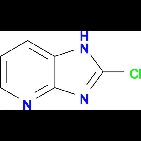 2-Chloro-1H-imidazo[4,5-b]pyridine