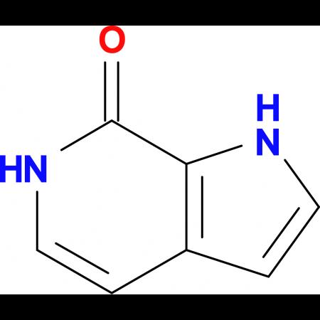 1,6-Dihydro-7H-pyrrolo[2,3-c]pyridin-7-one