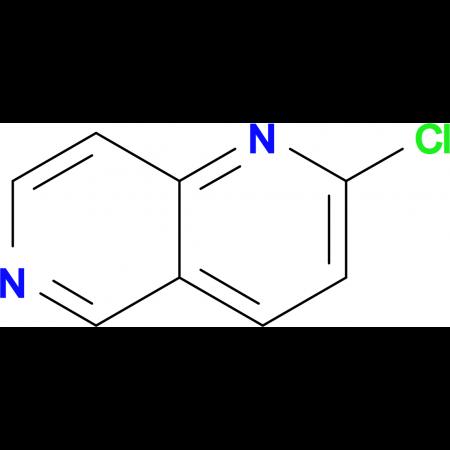2-Chloro-1,6-naphthyridine