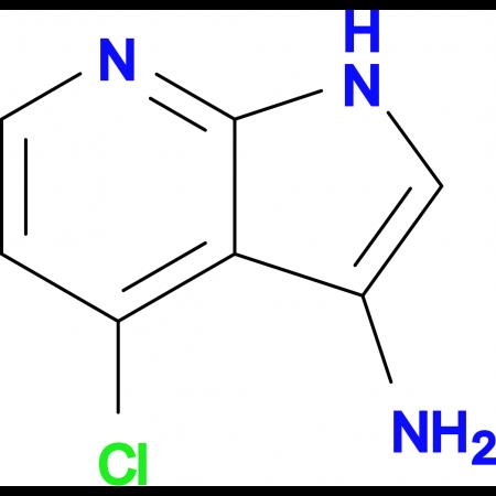 4-Chloro-1H-pyrrolo[2,3-b]pyridin-3-amine