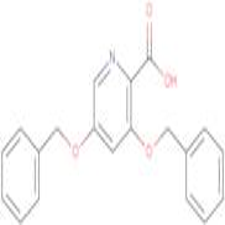 3,5-Bis-benzyloxypyridine-2-carboxylic acid