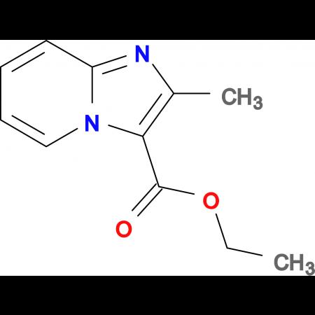Ethyl 2-methylimidazo[1,2-a]pyridine-3-carboxylate