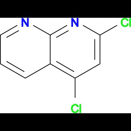 2,4-Dichloro-1,8-naphthyridine