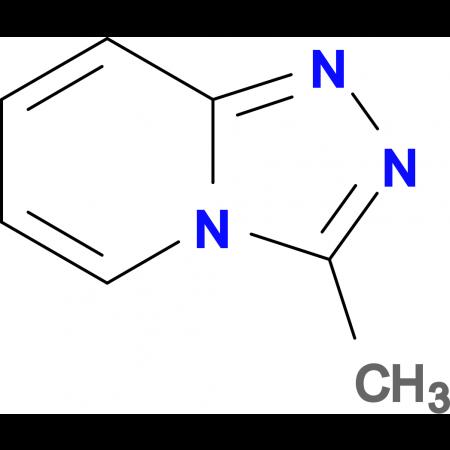 3-Methyl-[1,2,4]triazolo[4,3-a]pyridine