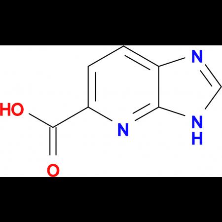 3H-Imidazo[4,5-b]pyridine-5-carboxylic acid