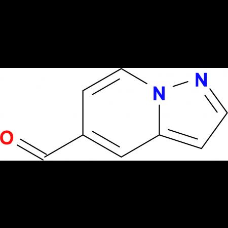 Pyrazolo[1,5-a]pyridine-5-carbaldehyde
