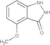 4-Methoxy-1H-indazol-3(2H)-one