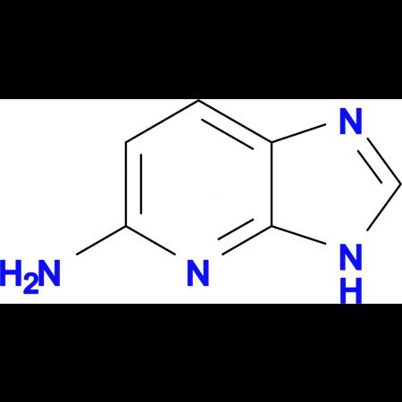 3H-Imidazo[4,5-b]pyridin-5-amine