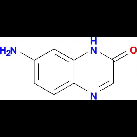 7-Aminoquinoxalin-2(1H)-one