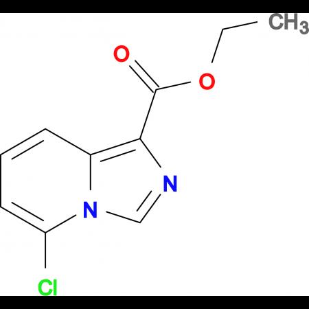 Ethyl 5-chloroimidazo[1,5-a]pyridine-1-carboxylate