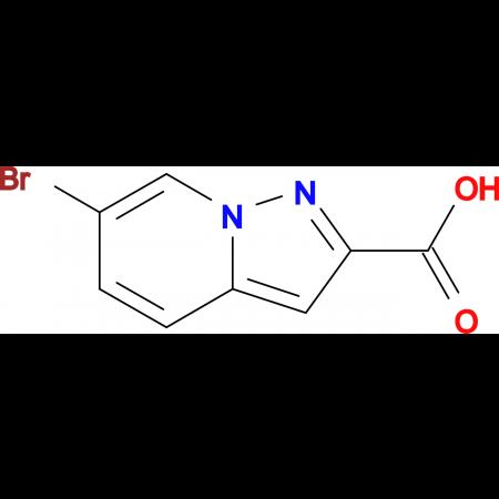 6-Bromopyrazolo[1,5-a]pyridine-2-carboxylic acid