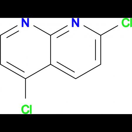 2,5-Dichloro-1,8-naphthyridine