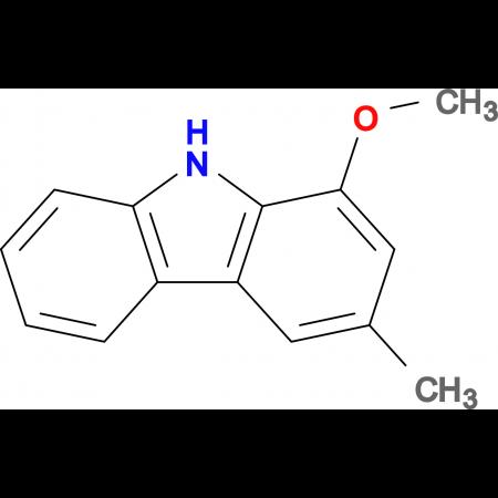 1-Methoxy-3-methyl-9H-carbazole