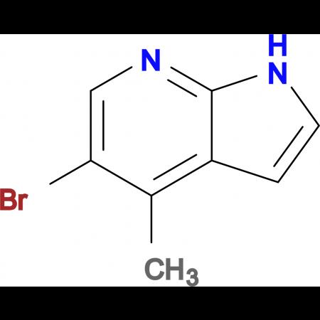 5-Bromo-4-methyl-1H-pyrrolo[2,3-b]pyridine
