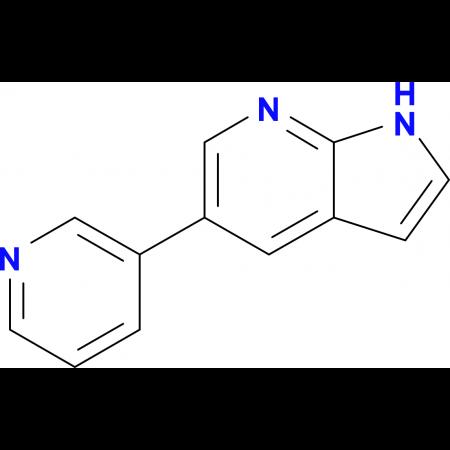 5-(Pyridin-3-yl)-1H-pyrrolo[2,3-b]pyridine