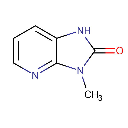 3-Methyl-1H-imidazo[4,5-b]pyridin-2(3H)-one