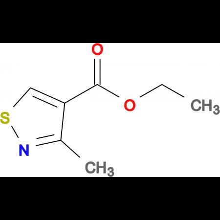 Ethyl 3-methylisothiazole-4-carboxylate