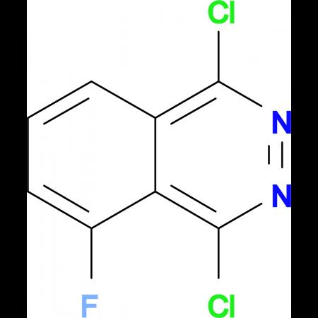 1,4-Dichloro-5-fluorophthalazine