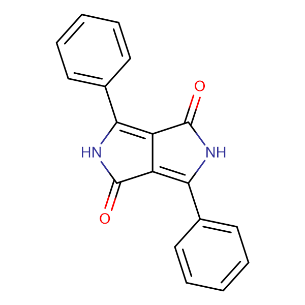 3,6-Diphenylpyrrolo[3,4-c]pyrrole-1,4(2H,5H)-dione