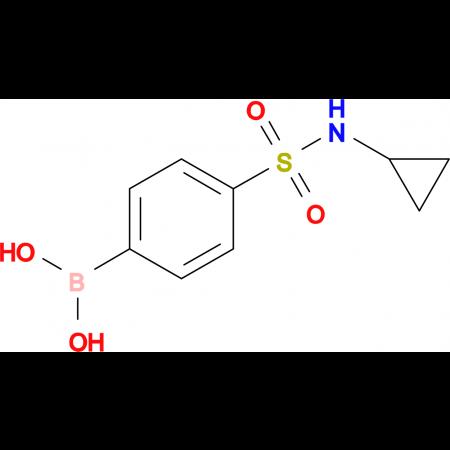 (4-(N-Cyclopropylsulfamoyl)phenyl)boronic acid