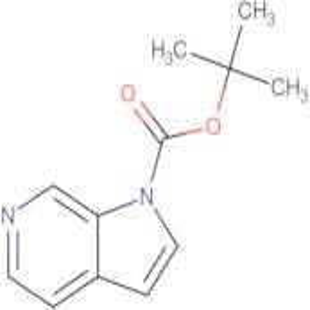 tert-Butyl 1H-pyrrolo[2,3-c]pyridine-1-carboxylate