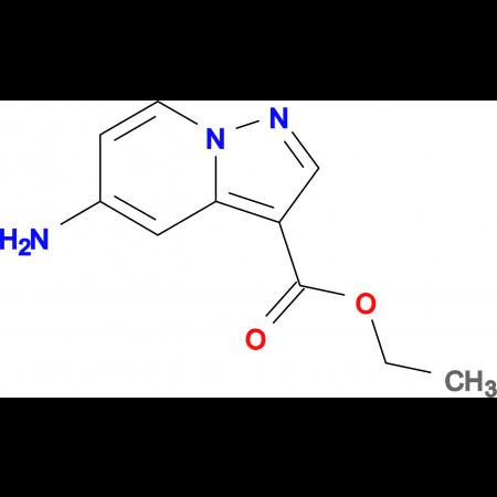 Ethyl 5-aminopyrazolo[1,5-a]pyridine-3-carboxylate