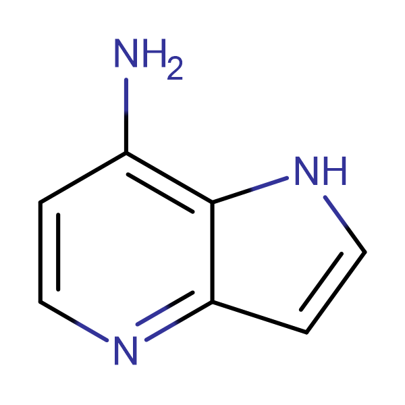 1H-Pyrrolo[3,2-b]pyridin-7-amine