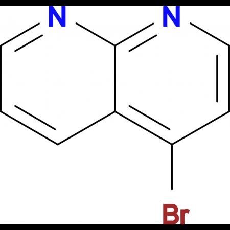 4-Bromo-1,8-naphthyridine