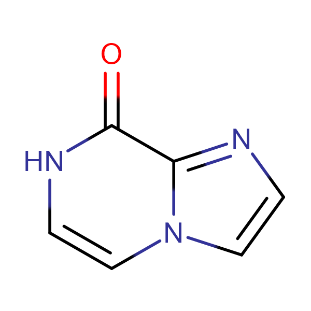 Imidazo[1,2-a]pyrazin-8(7H)-one