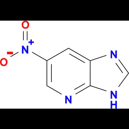 6-Nitro-3H-imidazo[4,5-b]pyridine