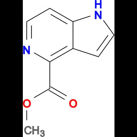 Methyl 1H-pyrrolo[3,2-c]pyridine-4-carboxylate