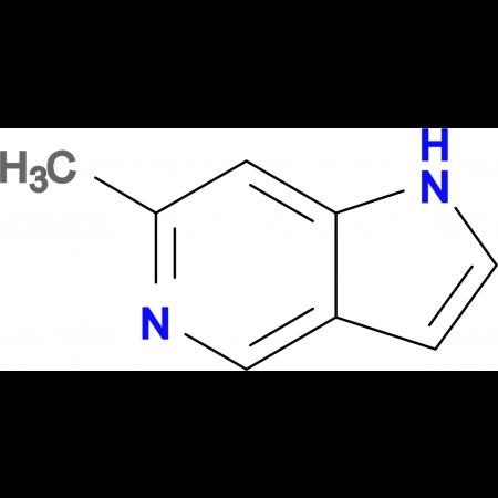 6-Methyl-1H-pyrrolo[3,2-c]pyridine