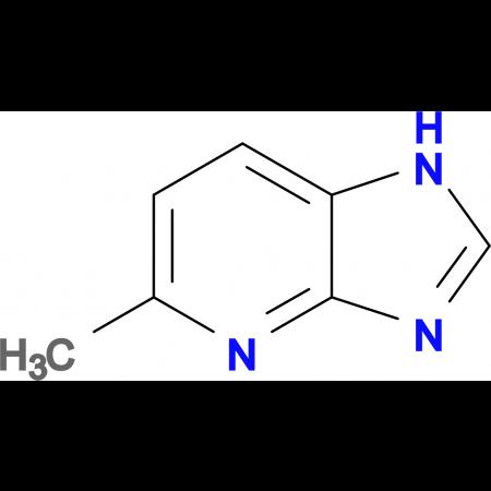 5-Methyl-1H-imidazo[4,5-b]pyridine